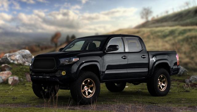 2016 Toyota Tacoma Release Date Canada