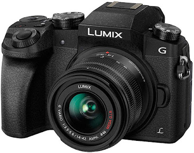 Panasonic Lumix DMC-G7KEC