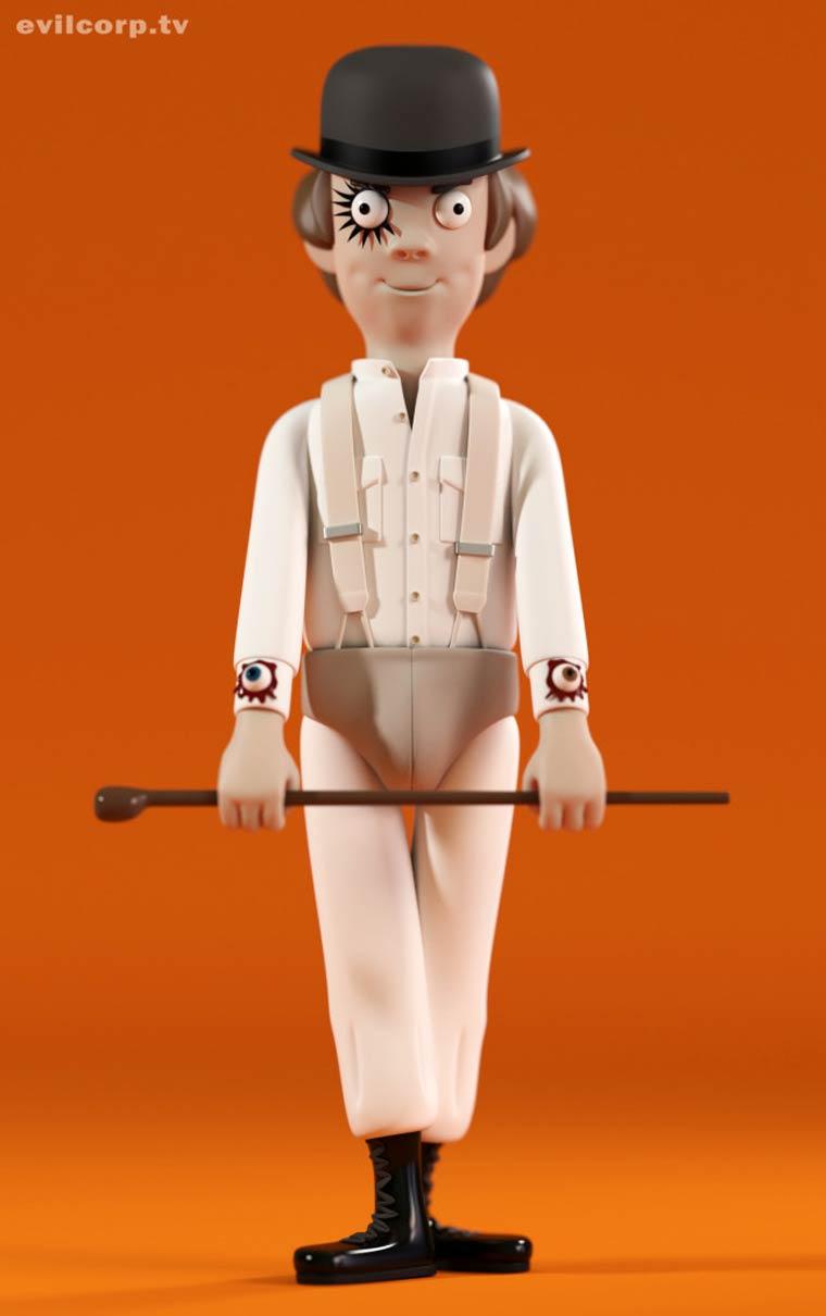08ae97fd71 Empresa cria bonecos de vinil inspirados em filmes e séries cult ...