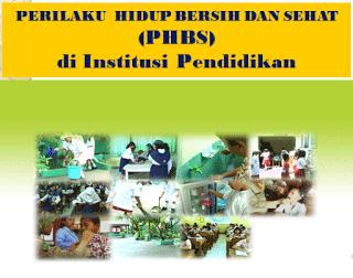 Pengembangan PHBS di Institusi Pendidikan