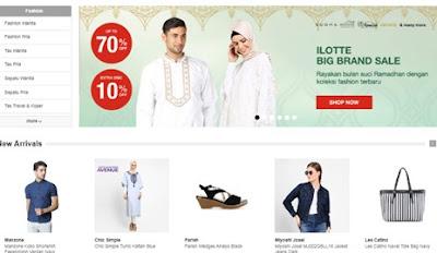 Promo Ramadhan Baju Wanita