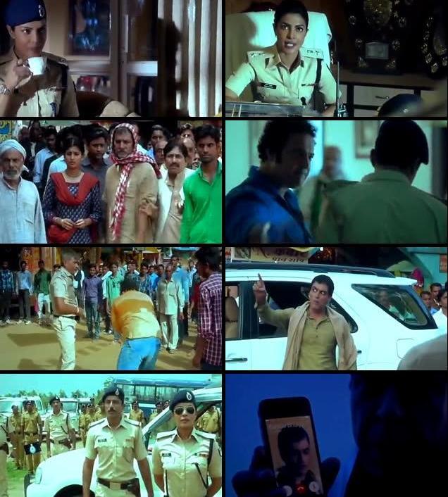 Jai Gangaajal 2016 Hindi 480p DVDScr
