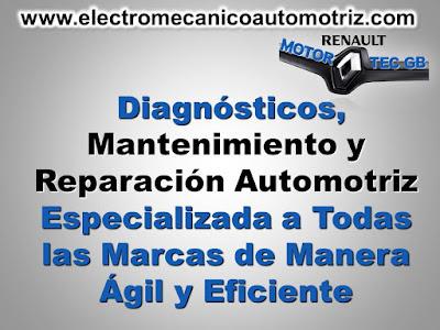 Taller Electromecánico Automotriz - Motortec GB