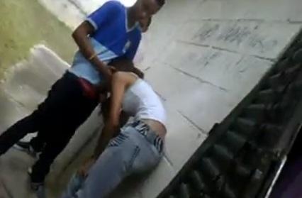 Mamando na Praça do Coqueirinho
