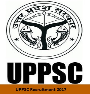 UPPSC Recruitment 2017
