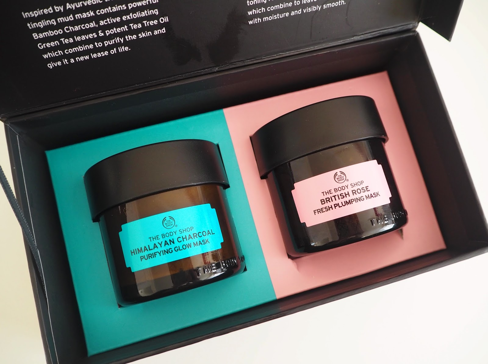 What I Got For Christmas 2016, Katie Kirk Loves, The Body Shop Face Masks, Christmas Gifts, Christmas Presents, UK Blogger, Fashion Blogger, Beauty Blogger, Lifestyle Blogger, Present Haul