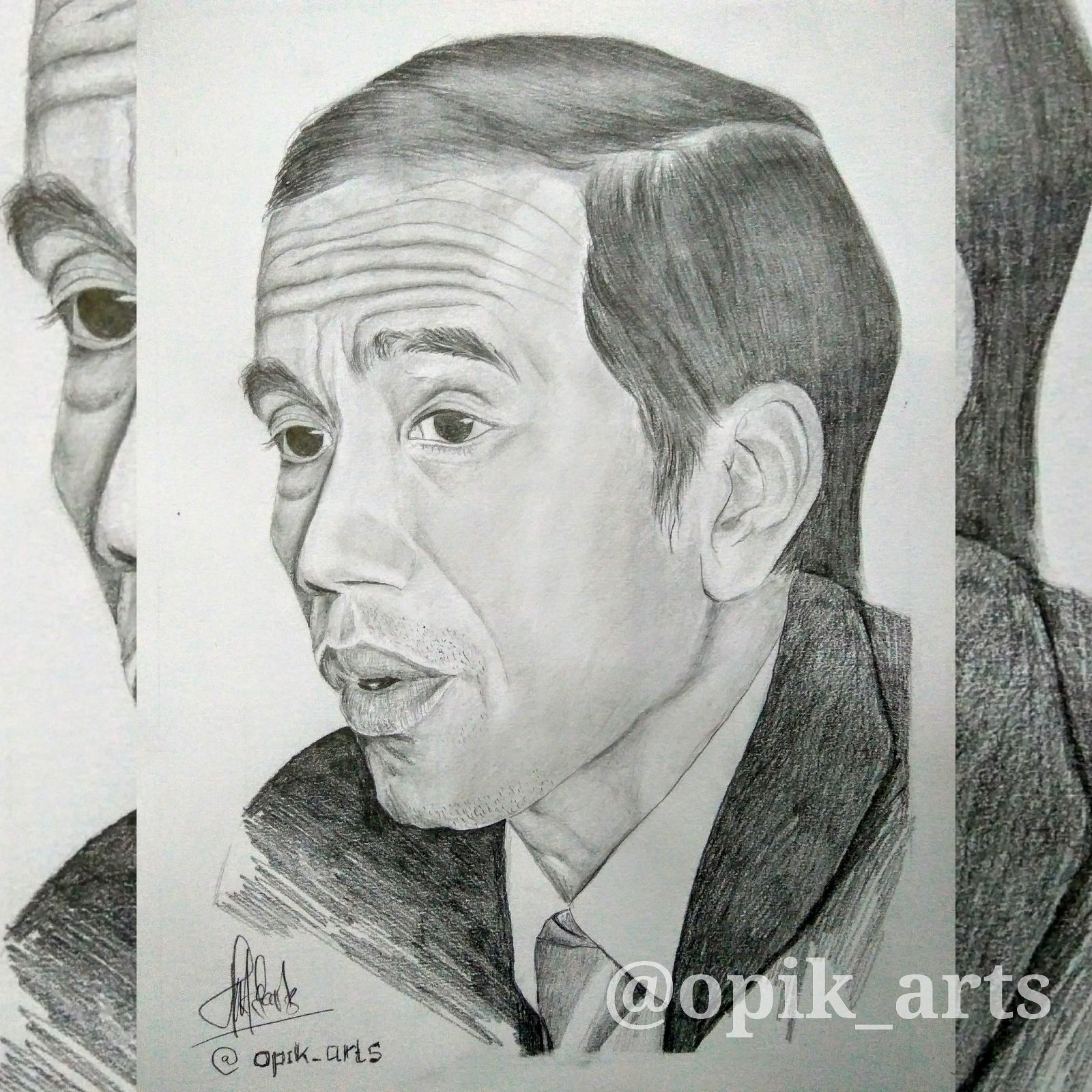 Jokowi Sketsa