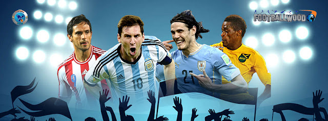 Facebook Covers of Copa America 2015