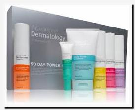 advanced dermatology skin care products review