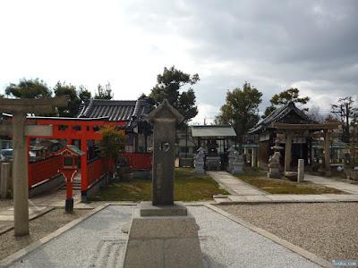 姫嶋神社遥拝所