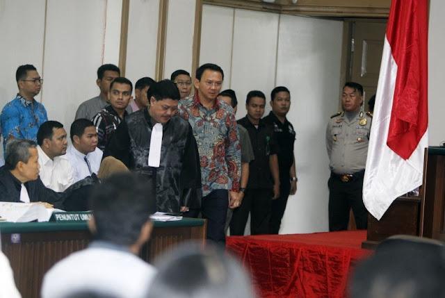 GNPF MUI Nyatakan Pemerintah Telah Langkahi Hukum dalam Kasus Ahok