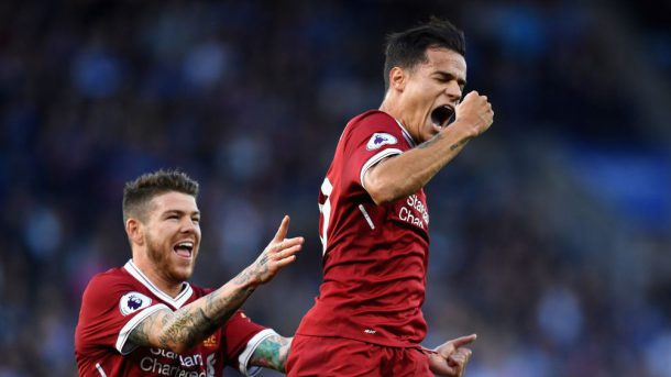 Coutinho close to signing with Barcelona in January.