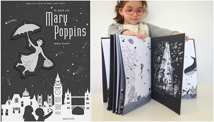 cuentos infantiles especiales sorprendentes asombrosos un paseo con mary poppins edelvives