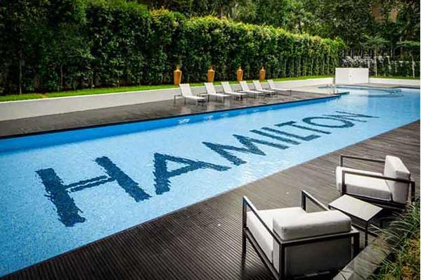 Hamilton Scotts Pool