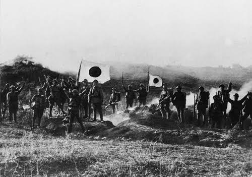 جب جاپان نے ہندوستان پر حملہ کیا