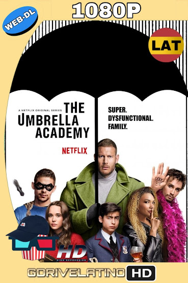 The Umbrella Academy (2019) Temporada 1 WEB-DL 1080p Latino MKV