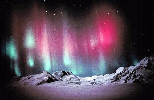 Northern Lights Antarctica