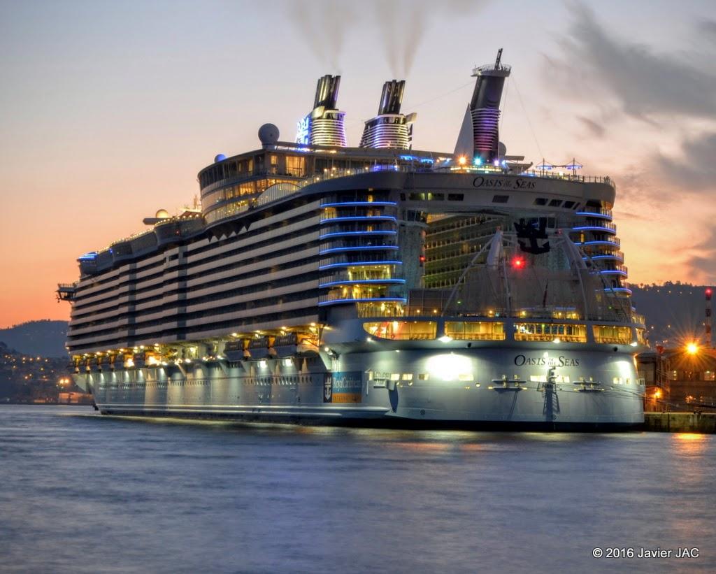 Fotos y videos de buques en vigo estad sticas del buque - Puerto de vigo cruceros ...