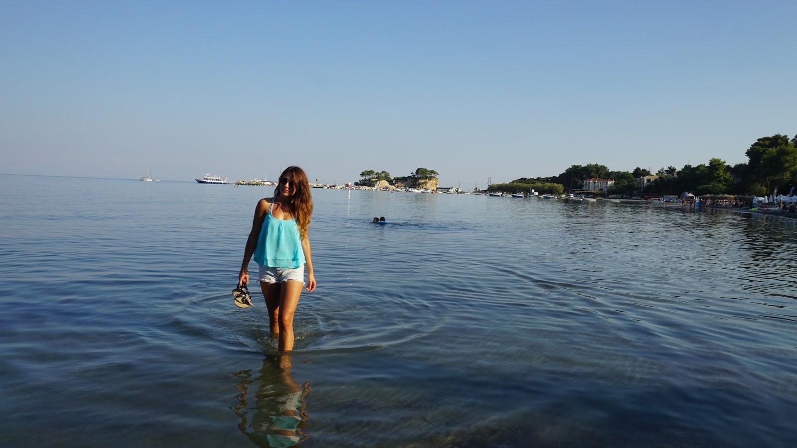 Cameo Island, wyspa ślubów, grecja, zakintos
