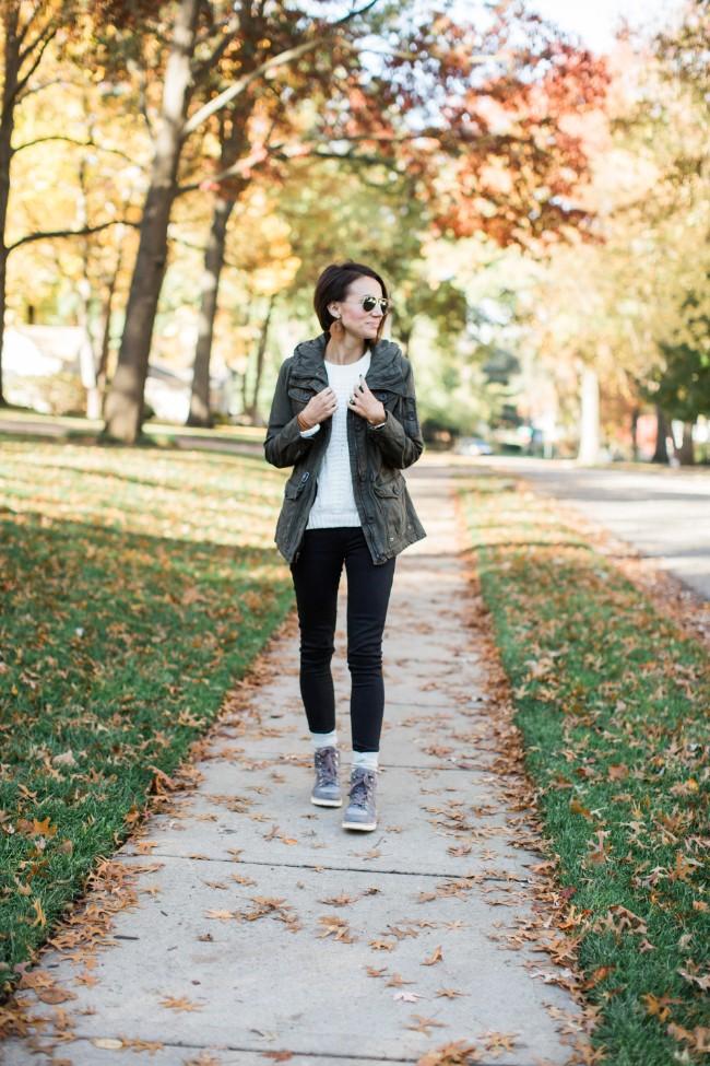 Fall Fashion with Kilee Nickels