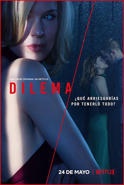Renée Zellweger, Serie, Netflix, Dilema, Póster