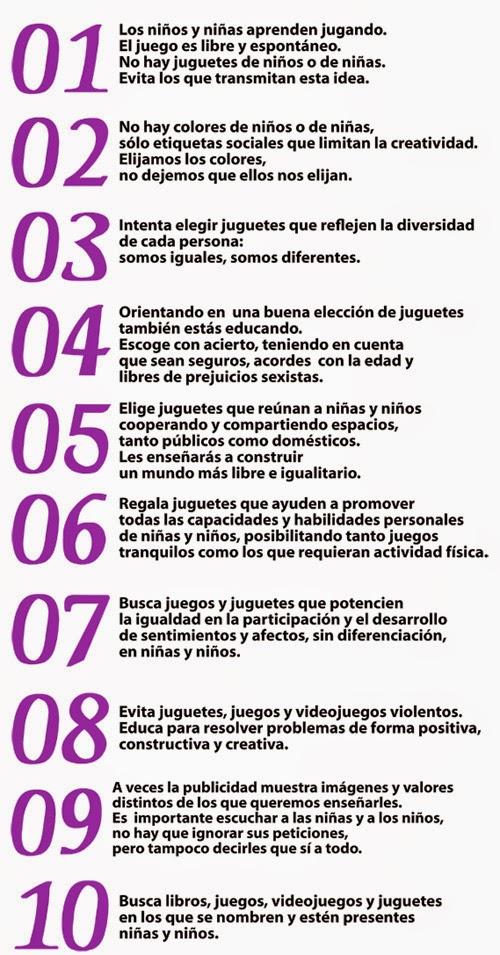 Para El No Igualdad En SexistaCreciendo Campaña Juguete 8OwnP0k