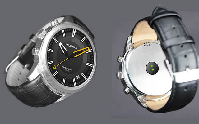 [Análisis] Finow X5, Android 4.4 en formato Smarwatch