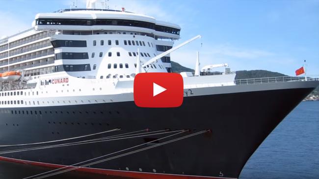 ► Vídeos espectaculares/curiosos: Los cruceros más lujosos del mundo