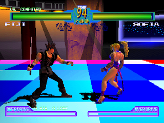 Battle Arena Toshinden 2 Plus Ps1 Play Retro Games Online