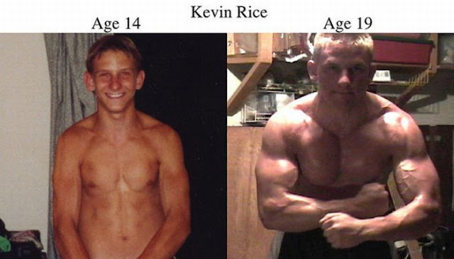Transformações incríveis de antes e depois da academia