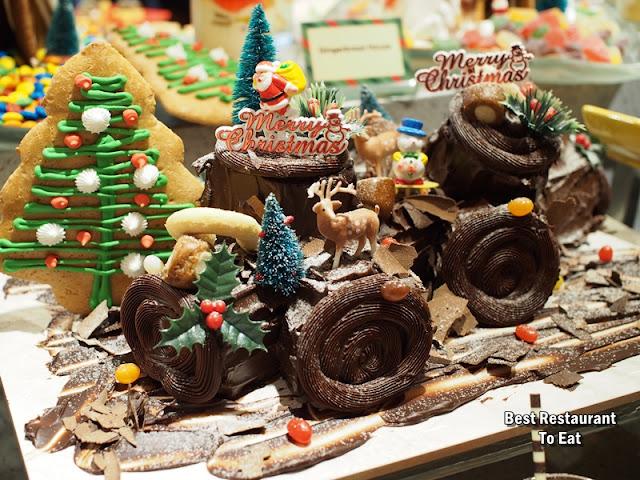 CHRISTMAS 2018 Yule Log  Cakes and Cookies