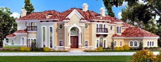 Planos de casas a lo grande - Planos de casas grandes ...