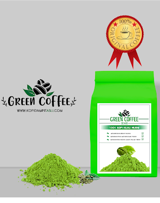 Jual Green Coffee