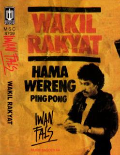 Lagu Iwan Fals Album Wakil Rakyat mp3