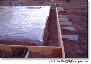 Concrete X Bricks And Blocks X Stones Curing Process Of