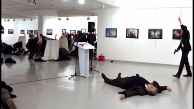 Detik-detik Mengerikan Penembakan Duta Besar Rusia di Turki