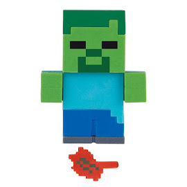 Minecraft Zombie Mine-Keshi Character Box Figure