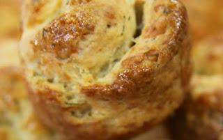 Arda'nın Mutfağı Peynirli Dereotlu Poğaça
