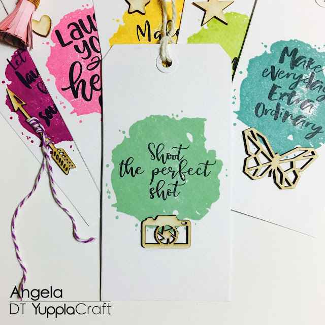Pensierini Scrap & Legnetti by Angela Tombari per Yuppla Craft DT