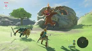 The Legend Of Zelda Breath Of the Wild Game Download