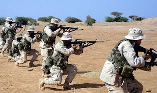 base Américaine Africom au Maroc