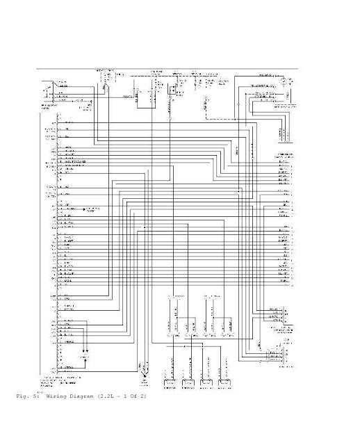 1994 Toyota Celica L-Wiring Diagrams Series | Wiring ...