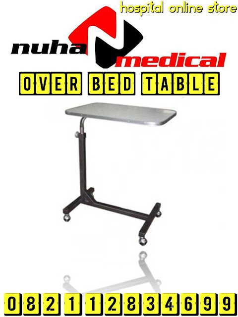 OVERBED TABLE / MEJA MAYO