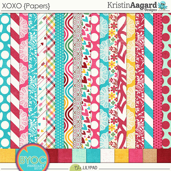 http://the-lilypad.com/store/digital-scrapbooking-papers-xoxo.html
