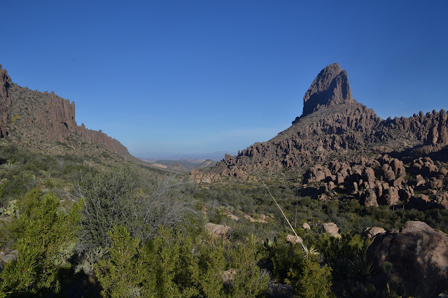 East Boulder Canyon