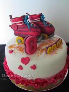 bolo parabéns disney soy luna doces opções bragança patins