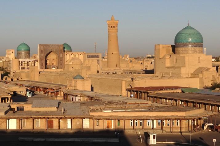 Ketika Jenghis Khan Mengunjungi Kota Bukhara
