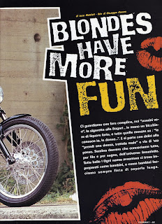 sportster all black on freeway magazine italia n 18 del 1995 pag 2