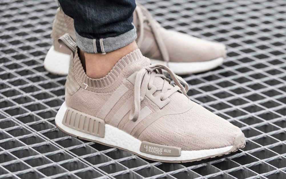 """ab322640e adidas Originals NMD R1 """"French Beige"""" Release Date - Sneaker News ..."""