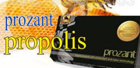 Propolis Prozant, Manfaat Prozant, Harga Prozant, Khasiat Prozant dan Bisnis Prozant